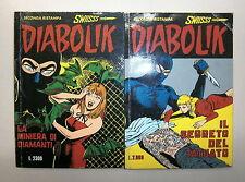 DIABOLIK SWIISSS # N.25-52 # Fumetti # Astorina Seconda Ristampa