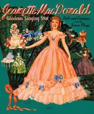 JEANETTE MACDONALD Vintage Reproduction Paper Doll Book--SPECIAL PRICE!