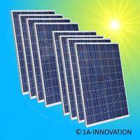 8x Axitec 330W Solarmodul Photovoltaikmodul 2,64kw 330 Watt Solarpanel 2640 Watt