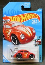 2018 Hot Wheels Car 107/365 Volkswagen Beetle - E Case