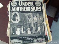 Lee Orean Smith: Under Southern Skies, vocal (Vandersloot)