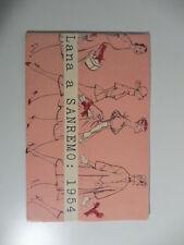 Lana a Sanremo: 1954, abbigliamento femminile, moda, abiti di lana, costumi