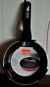 "BERNDES ALUMINIUM-PFANNE / Aluminum frypan, 20 cm / 8"",  Neu"