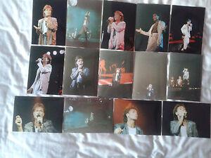14 Cliff Richard Photos (11C) - 1987 Tour