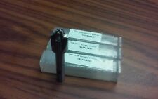 3 pcs M2-HSS 4 flute 1/8R x3/8 Corner Rounding End Mills #1011-CNR18-38-New