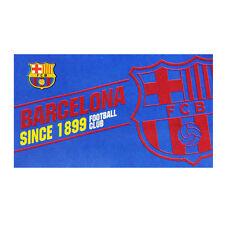 FC BARCELONA TEAM ESTABLISHED CLUB FOOTBALL FLAG FC - FCB LICENSED PRODUCT GIFT