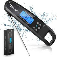 [Latest 2020] Amagarm Meat Food Thermometer for Grill and Cooking, 2S Bes 00004000 t Ultra