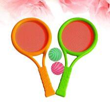 Tennisschläger Bälle Set Kinder Kinder Pädagogische Spielzeug für Kinder