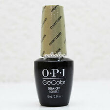 OPI GelColor Soak Off LED/UV Gel Nail Polish 15ml 0.5 fl oz Comet Closer #HPG42