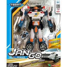 TOBOT JANGO ATHLON YOUNG TOYS TRANSFORMATION ROBOT TO CAR YT01073