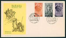 SAHARA FDC 1963 FAUNA TIERE KAMEL DROMEDAR ANIMALS CAMEL cl41
