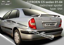 SPOILER REAR BOOT CITROEN C5 WING ACCESSORIES