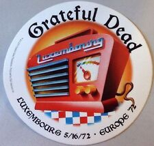 Grateful Dead Sticker 4""