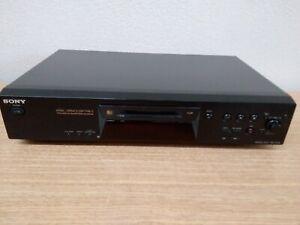 Sony Atrac/Atrac 3 DSP Type S Mini Disc MDS-JE480 System