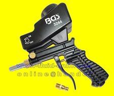 BGS Druckluft-sandstrahlpistole mit Zubehör 3244