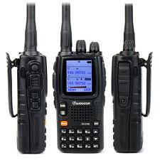 Walkie Talkie WouXun KG-UV9D Dual Band 999CH 5W Air Band 2-Way Radio Receiver bc