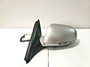 🛑ACURA TSX DRIVER LEFT SIDE MIRROR OEM 2004 2006 2007 2008 Silver