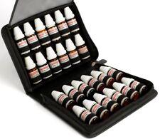 DHU Etui NAPPA  schwarz  für 24 Flaschen Gläser TASCHENAPOTHEKE Homöopathie