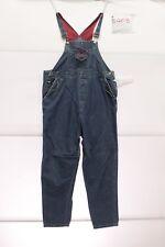 Salopette DUO MATERNITY (Cod. S408) Tg.M Premaman Jeans usato vintage Original
