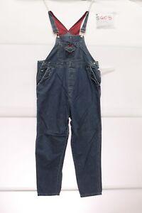 Salopette Duo Maternity (Code S408) Taille M Maternité Jeans Utilisé Vintage