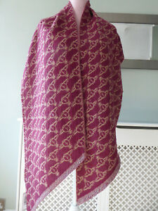 Brand New Vivienne Westwood  All Over One Orb Scarf