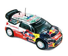 Citroën DS3 WRC Winner Rallye du Mexique 2011 Loeb / Elena  RB   -  1/43 NOREV