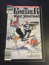 The Punisher:War Journal#31 Awesome Condition 7.5(1991) Jusko Cover!!