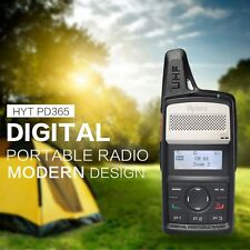 HYT Walkie Talkie 400-440MHz Hytera PD365 Protable PD365 DMR Two Way Radio