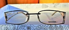 YABI ART Eyeglasses NACHTSCHWARMER 143 Optical Frame Spectacles Authentic NEW