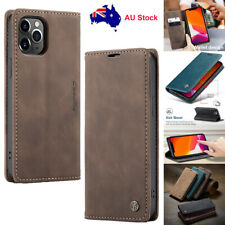 Wallet Case For iPhone 12 Pro Max mini Flip Leather Magnetic Card Stand Cover