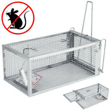 26.2*14*11.4cm Rat Trap Cage Small Animal Pest Rodent Mouse Control Bait Catch