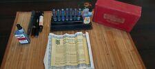 (6) Antique Koh-I-Noor Rapidograph 3065-S7 Pen Replacement Points 0 1 2 2-1/2 3