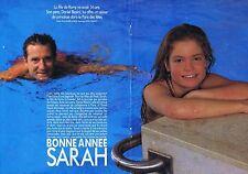 Coupure de presse Clipping 1991 Sarah Biasini Schneider   (8 pages)