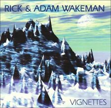 Rick Wakeman, Rick Wakeman & Adam - Vignettes [New CD] UK - Import