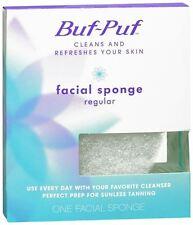 Buf-Puf Regular Facial Sponge 1 Each (Pack of 4)