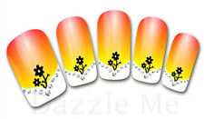 3D Nail Art Sticker Decals Transfer Stickers French Tip Design (3D811)