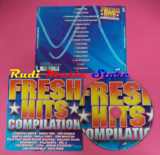CD Fresh Hits Compilation Simply Red Simple Minds Negramaro no mc dvd vhs(C35)