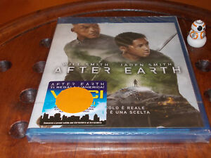 After Earth Blu-Ray ..... Nuovo