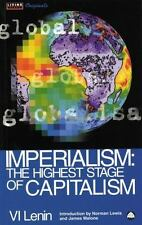 Imperialism : The Highest Stage of Capitalism by V. I. Lenin (1996, Paperback)