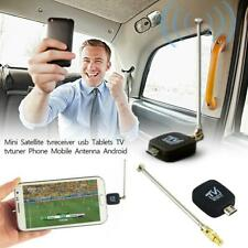 HD Digital Mobile TV Tuner Receiver Satellite DVB-T+Antenna For Android Phone