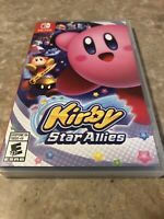 Kirby Star Allies (Nintendo Switch, 2018) - Fast Free Shipping