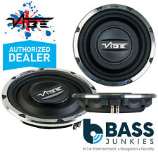 "Vibe 750 WATTS Blackair Super Slim Flat 12"" Inch 30cm Car Sub Bass Subwoofer"