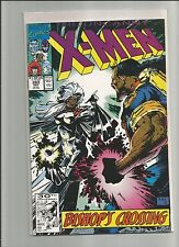 Uncanny X-men #283 Jim Lee 2nd Bishop NM-/NM Gem