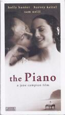 VHS: THE PIANO.....HOLLY HUNTER-HARVEY KEITEL.....NEW