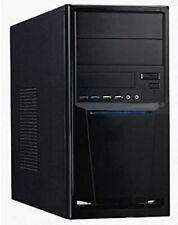 Leiser Komplett PC Computer Intel Quad Core 4GB RAM 128GB SSD HDMI - WIN10
