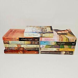 Lot of 11 Amish Romance Books - Beverly Lewis/Kathleen Fuller/Wanda E. Brunstett