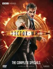 Doctor Who: The Complete Specials (DVD,2010)