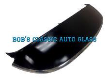 1955-1957 Chevrolet Pontiac Glass Quarter Curved Right Passenger 4 Dr Wagon CL