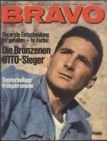 BRAVO Nr.11 vom 6.3.1967 Gus Backus, Howard Carpendale, Beach Boys, Roy Black...
