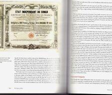 Etat Independent du Congo 1888 State / Government Bond 100 Francs